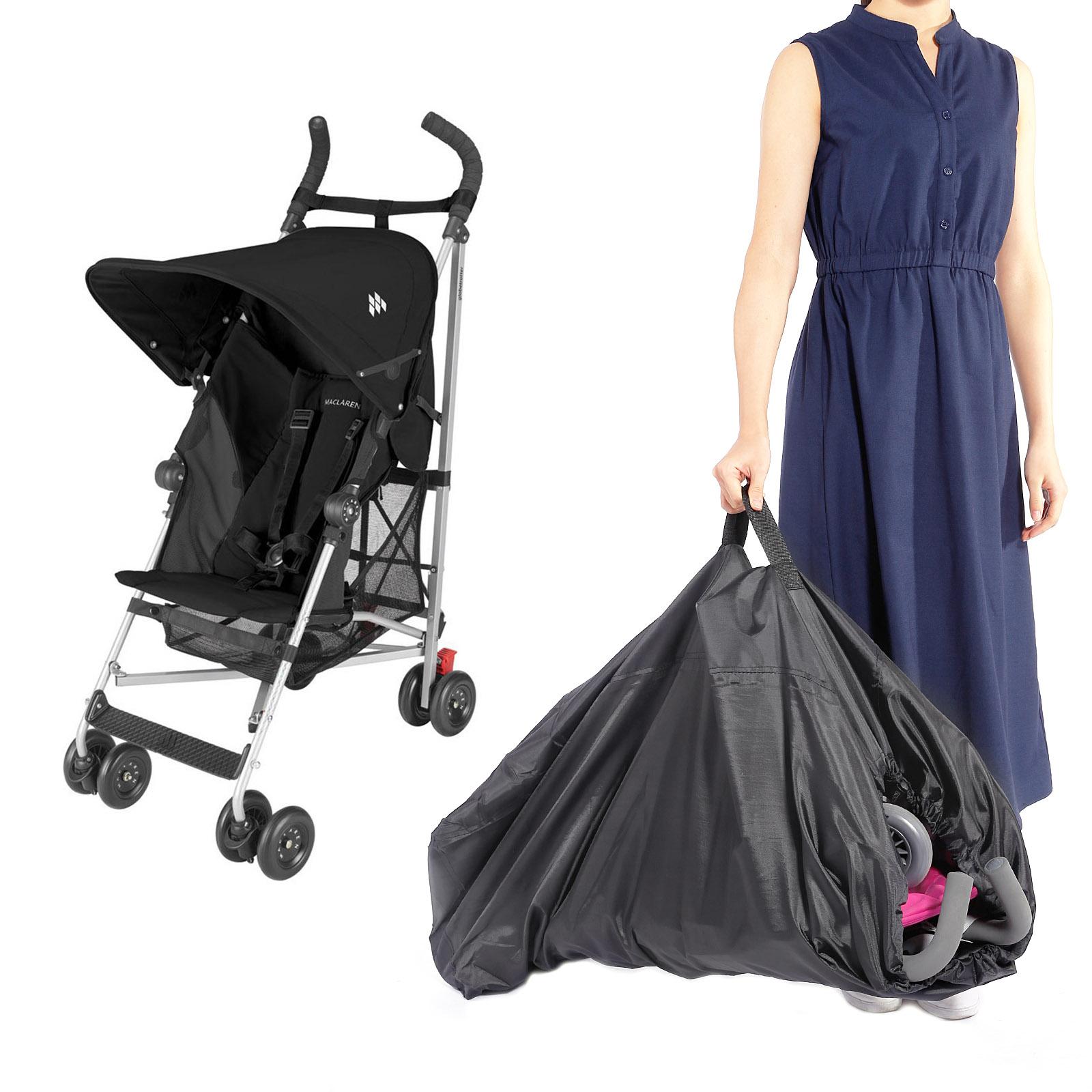 Portable Gate Check Baby Umbrella Buggy Pushchair Stroller