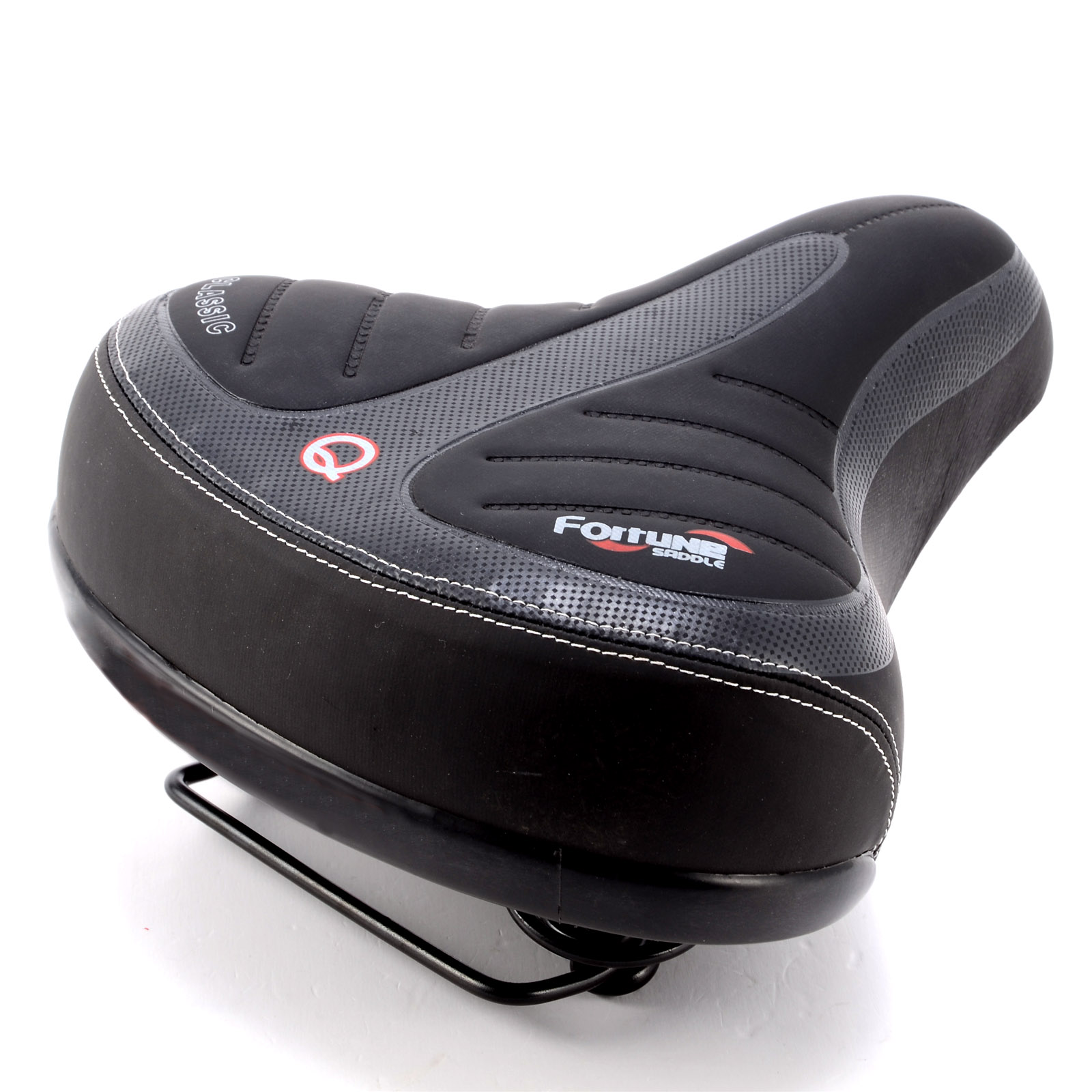Wide Big Bum Bike Bicycle Gel Cruiser Extra Comfort Sporty Soft