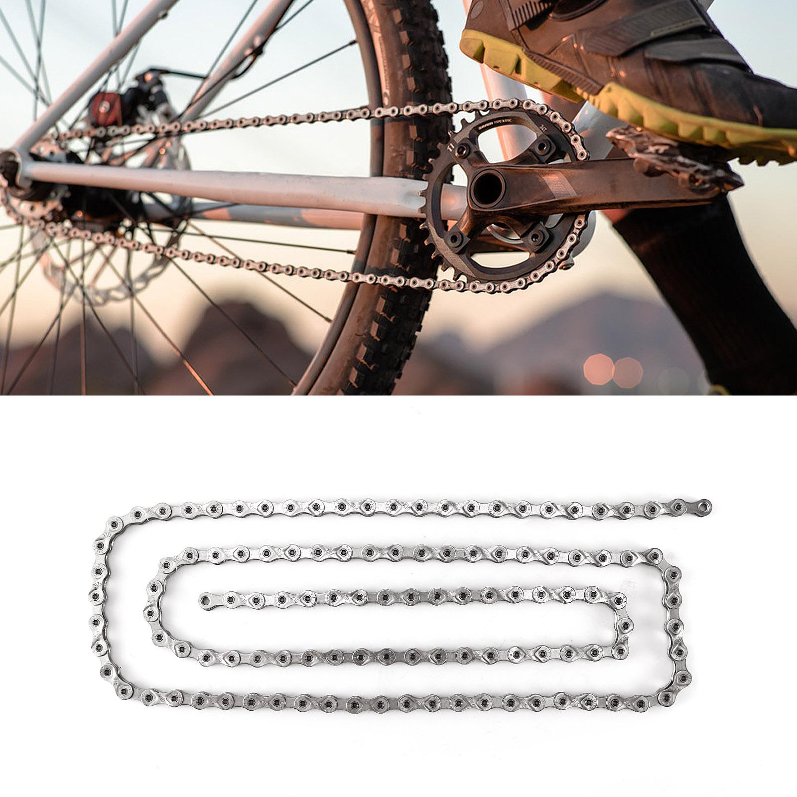 9 Speed MTB MTN Road Mountain Bike Bicycle Chain Steel Repair 6 7 8 Speed