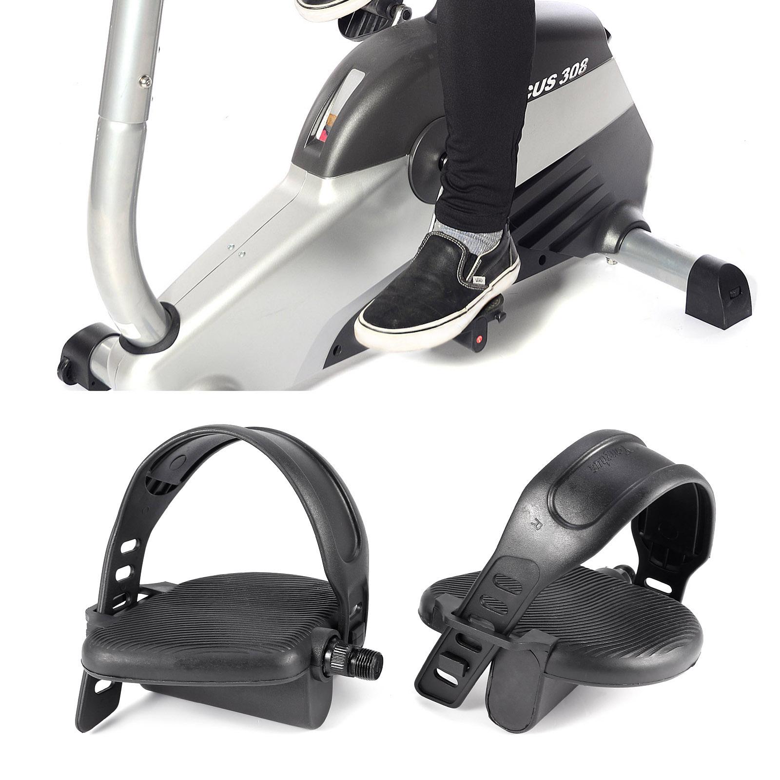 1 2 pedale heimtrainer 9 16 trimmrad ergometer heimtrainerpedale pedale ebay. Black Bedroom Furniture Sets. Home Design Ideas