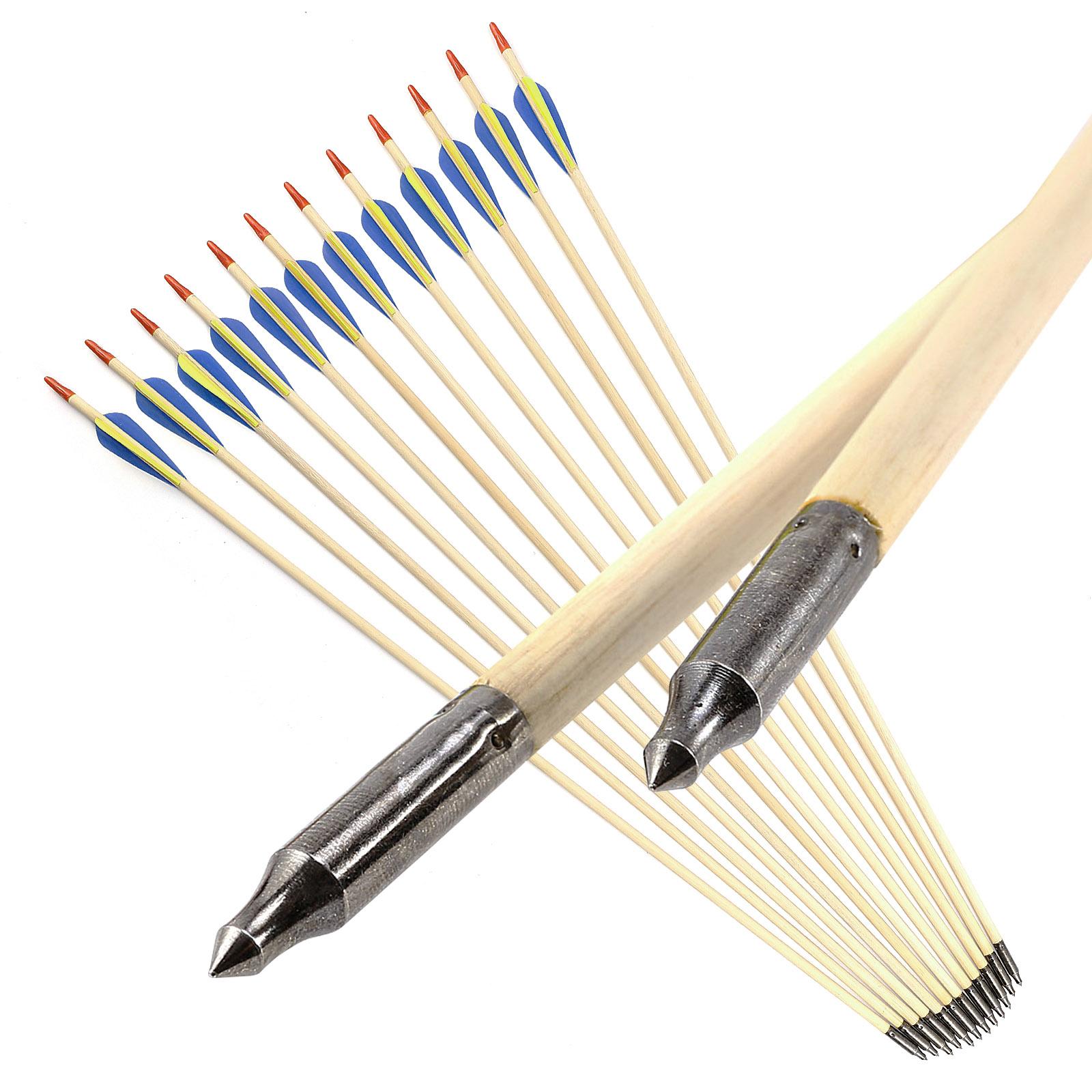 Flechas y recambios de tiro con arco | Los mejores precios en eBay