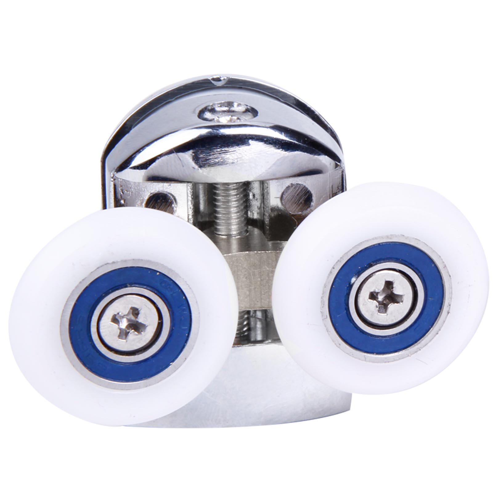 2 paire roue roulette rouleau porte glissant douche salle - Roulette de porte de douche ...