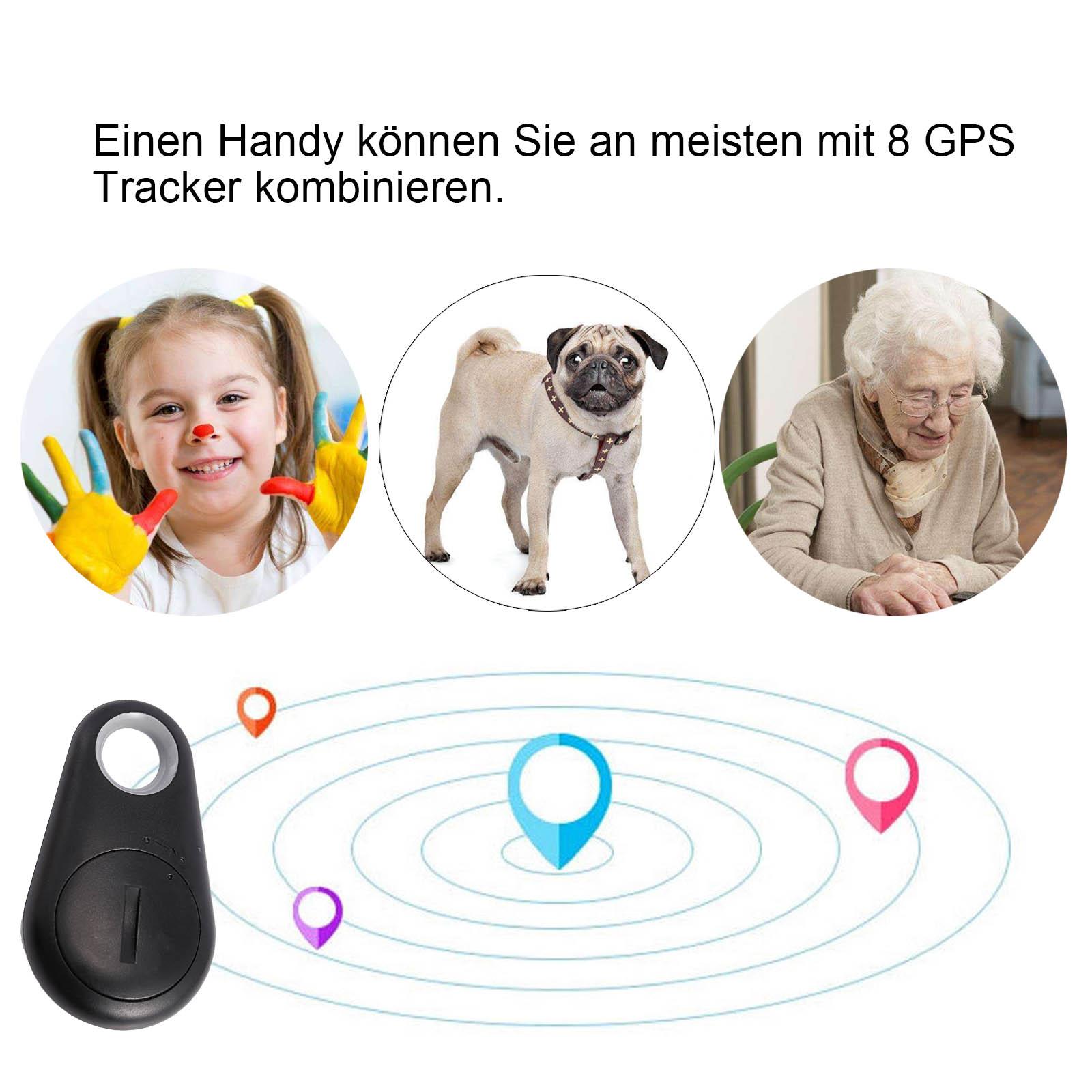 mini gps tracker f r kinder schl ssel wagen peilsender. Black Bedroom Furniture Sets. Home Design Ideas