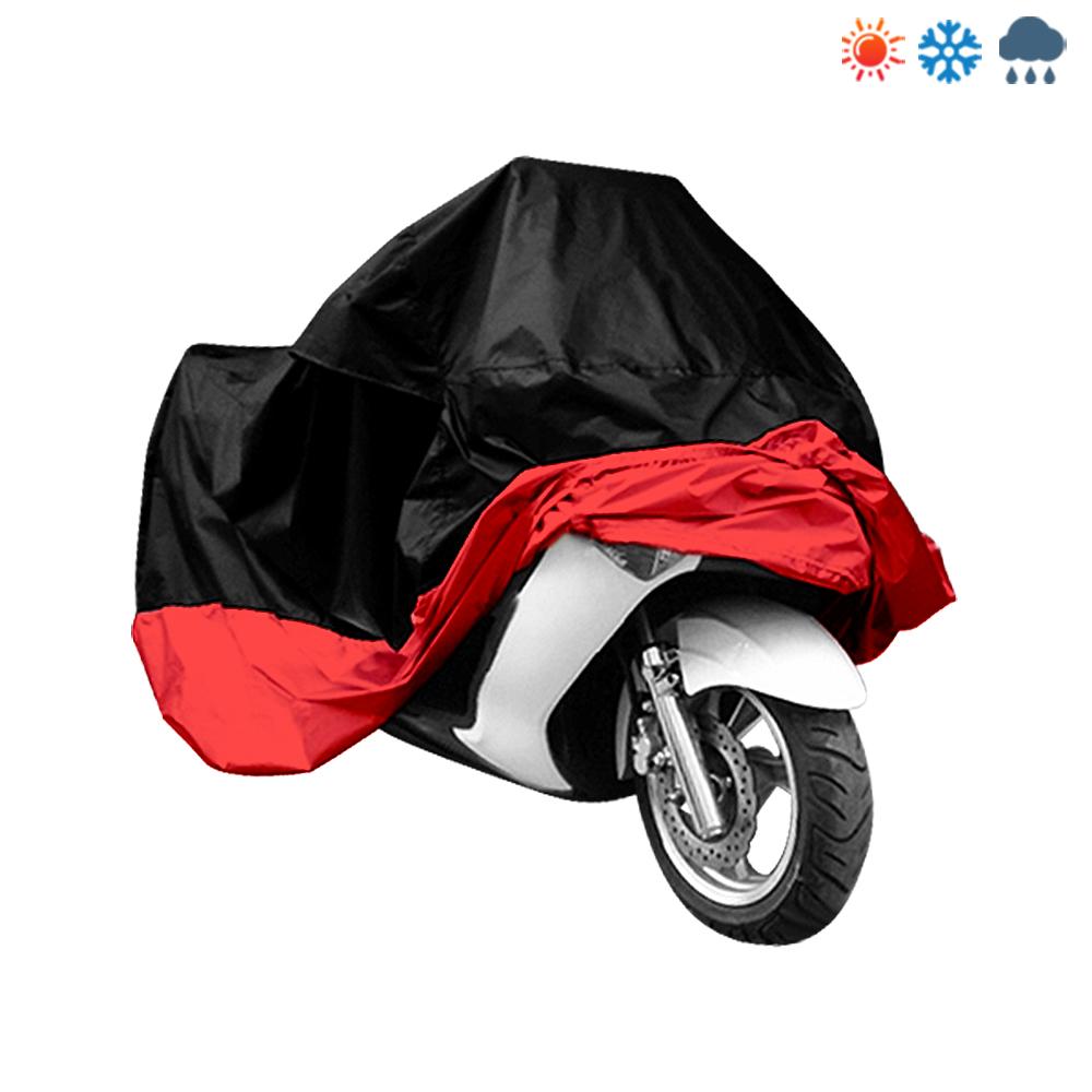 Red Blk Xl Xxl Waterproof Outdoor Motorcycle Motorbike