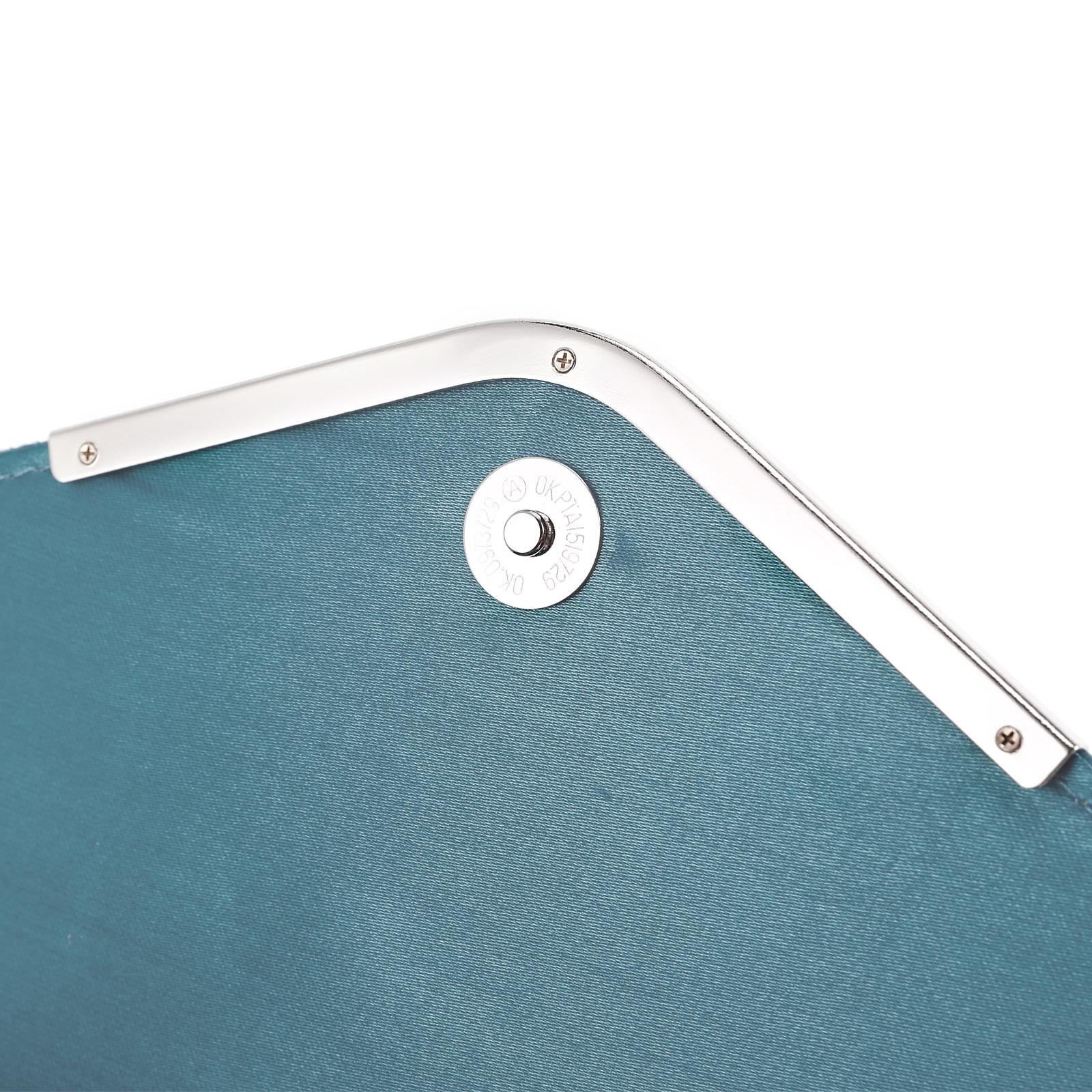 294af257a5e6 Image is loading Dazzling-Velvet-Curved-Envelope-Clutch-Bag-Flap-Topped-